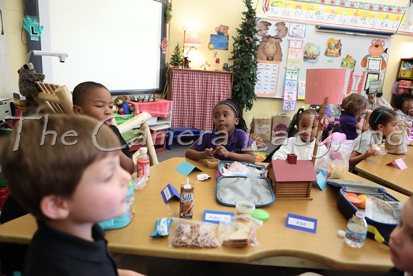 CHCA 2014 EBL Kindergarten Thanksgiving 11.24