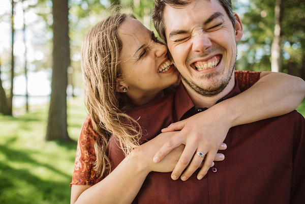 Matt & Melissa