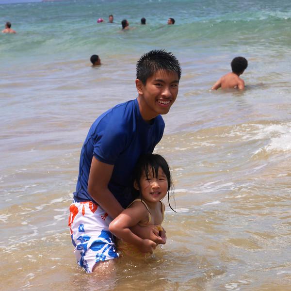 Kamaole Beach 10016