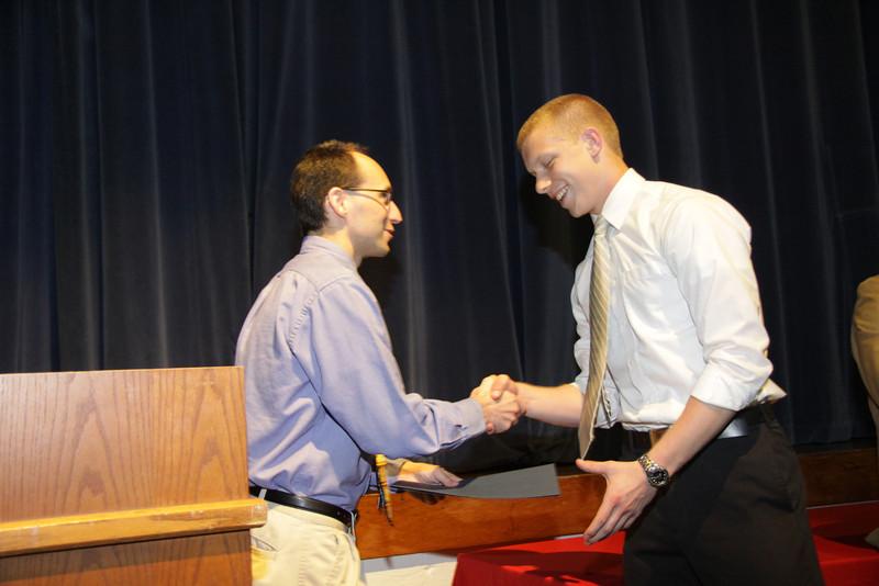 Awards Night 2012: Robert Beckman Award