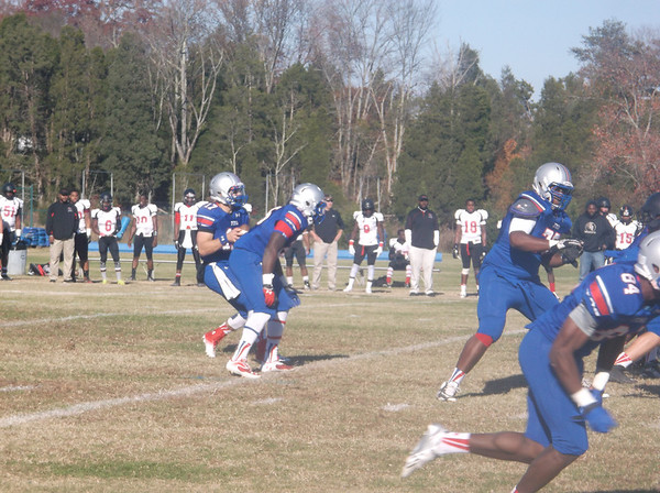 PG Football vs. Atlanta Sports Academy