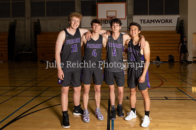PHS Men's Varsity Basketball, May 2021