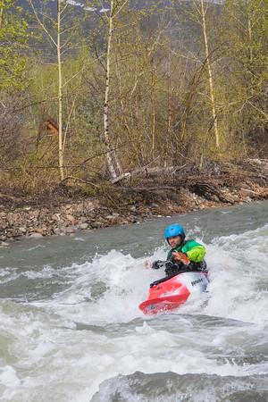 052017 Choc. Gulch to Lake Creek