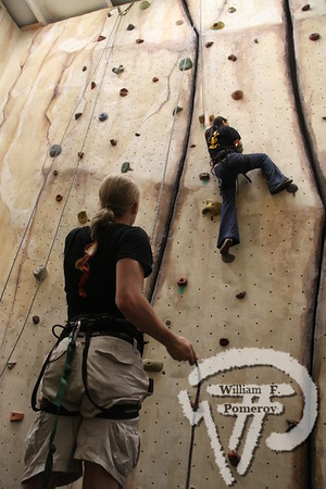 WILLY'S — free belay ● Eastham, MA 3 . 13 - 2010