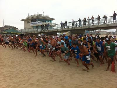 2013 Dick Fitzgerald 2-Mile Beach Run