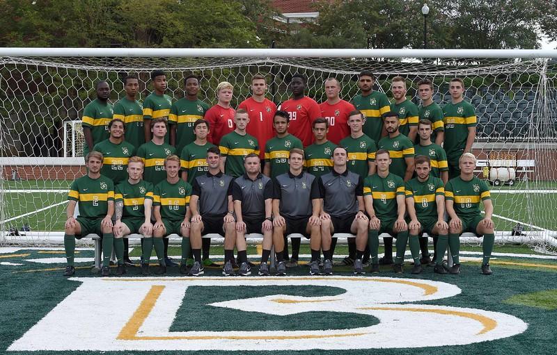 BU soccer - Tuesday, August 22, 2017