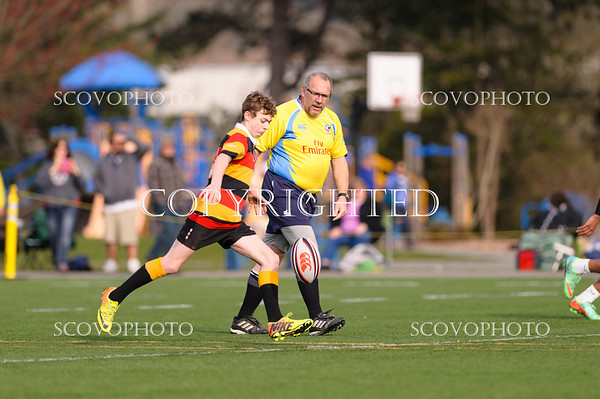 Seattle vs Budd Bay U15/U17/U19  - 3/22/2014