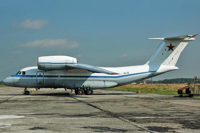 """Antonov An-72 Coaler """"948 Black"""""""