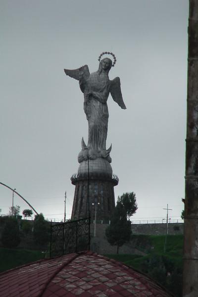 Virgen de Panecillo Monument, Quito
