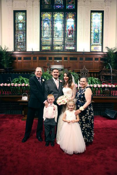 Melissa Mac Wedding