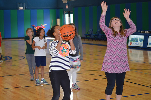 Hoops for Heart