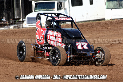 08.02.16 Jefferson County Speedway USAC Tuesday Night Thunder