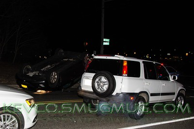 MVA Overturn Frowein  & Moriches Middle Island Rd 1/6/16