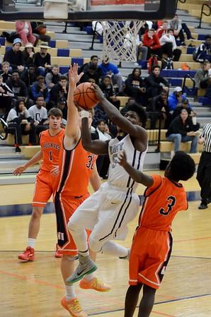 OE Varsity Boys Basketball Vs Naperville North 2016/17