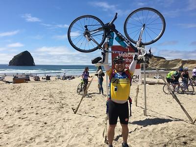 2017 Reach the Beach 82mi