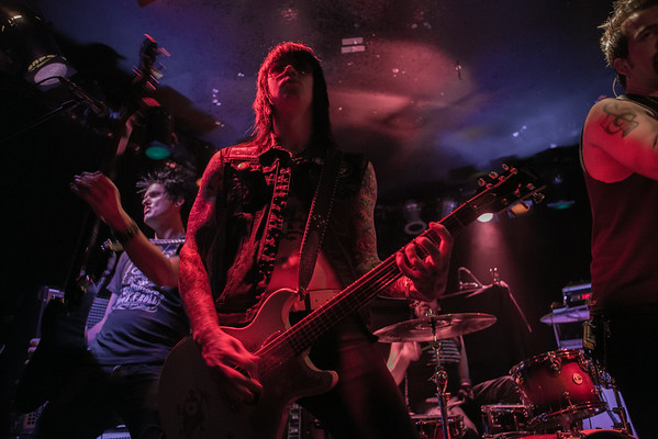 FUTURE VILLAINS @ THE VIPER ROOM OPENING FOR STEEL PANTHER