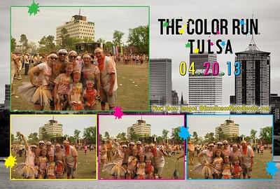 Tulsa Color Run Booth 5