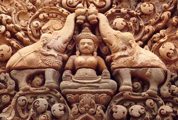 Angkor Banteay Srei, Women's Temple