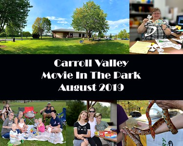 Movie In The Park - August 2019