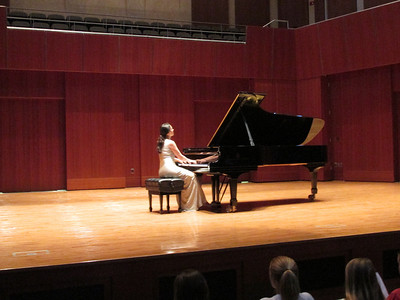 Visiting Pianist - Concert and Master Class