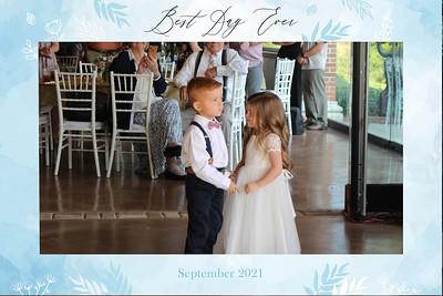 Mary Kate and Landon's Wedding-9/11/21