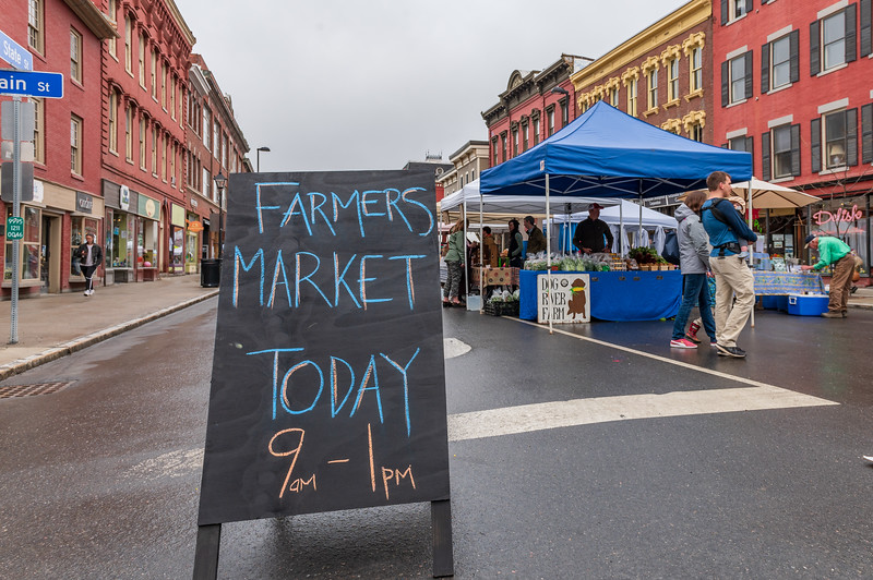 Farmer's Market Opening