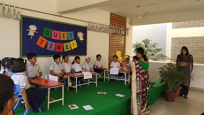 Topic Presentation by PP2's - 'Quiz Time'