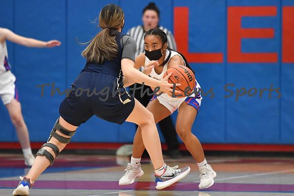 2021 Spring Girls High school Basketball