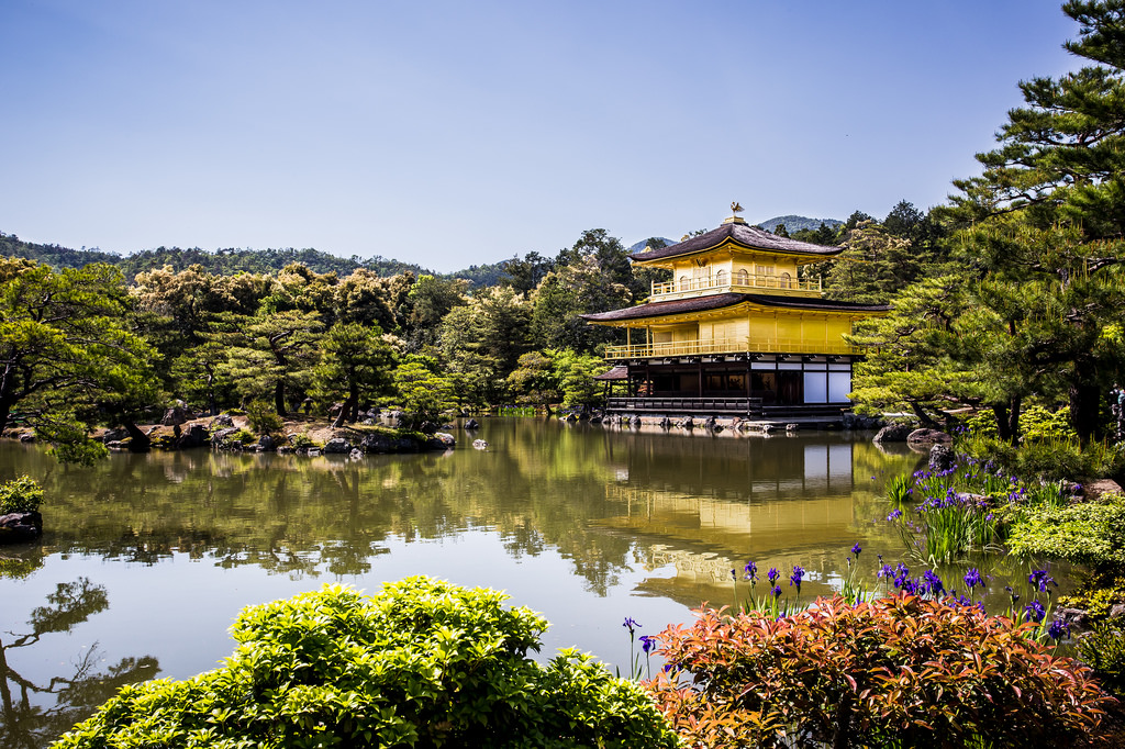 Kinkakuji Temple, Tokyo