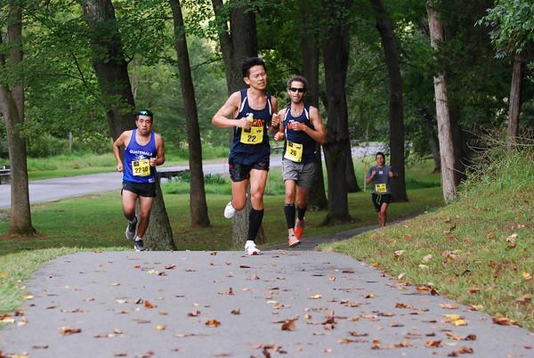 Parks Half Marathon - Matthew DiFonzo