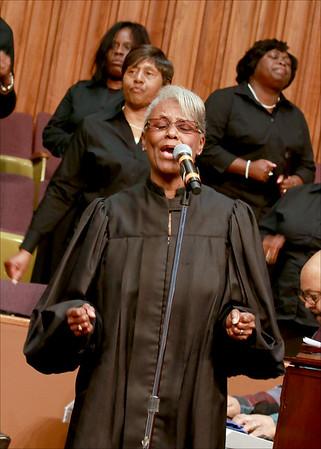 Messiah Baptist Church Worship Service 04.30.2017