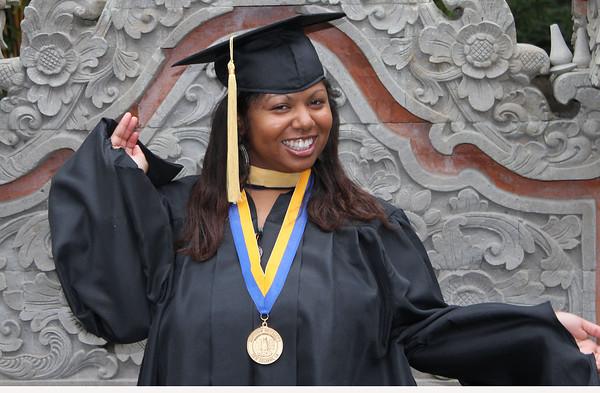 Ivy's Graduation