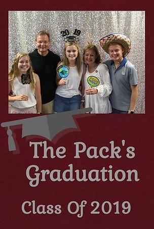 Pack's Graduation Party