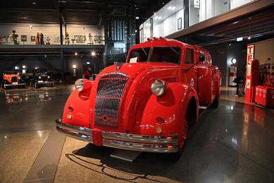 Bill Richardson Transport Museum - Invercargill, NZ.
