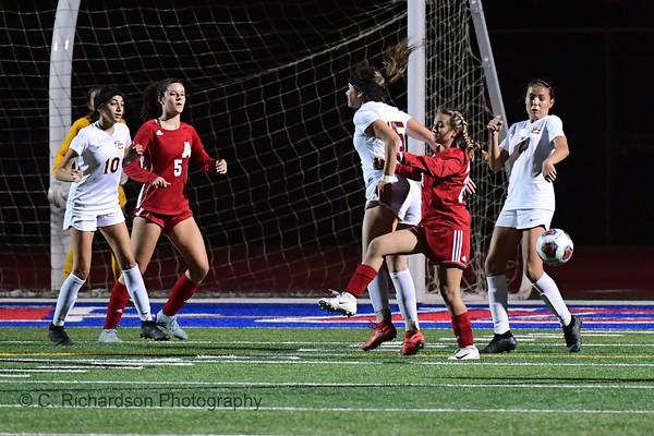Arcadia Girls Soccer 02-18-20