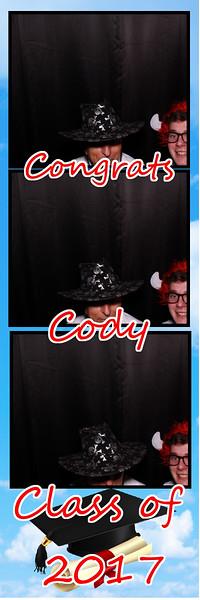 Cody's Grad Party