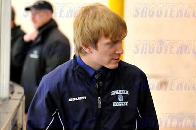 SSHS Varsity vs. Marshall (Feb-10-2012)