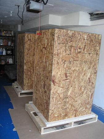 Pinball Crate Job