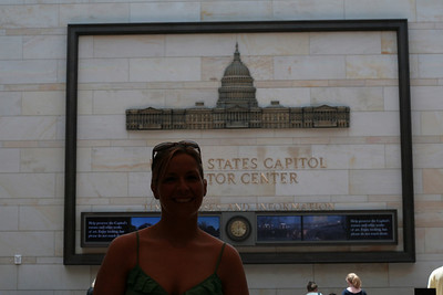 Capitol Visitors Center and National Museum of American History