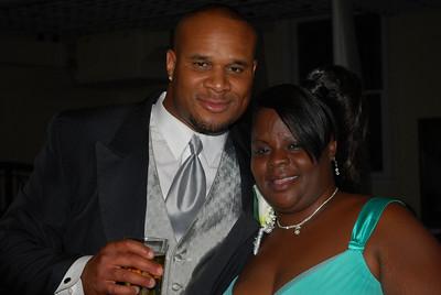 Trezvant Wedding Reception July 19, 2008