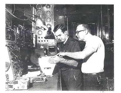 Roger Beard and Roger Shoemake