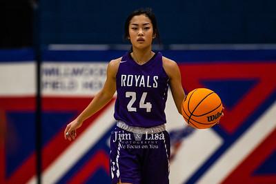 Basketball (Varsity) at Millwood, January 18