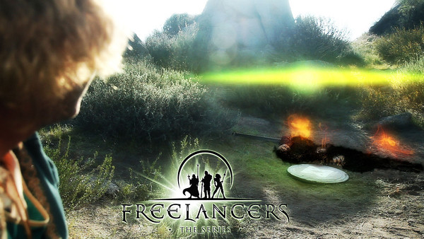 Freelancers Production Stills