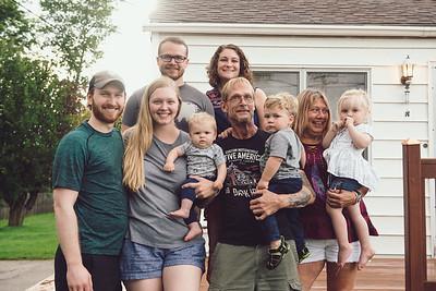 Peterson Family Photos 2019