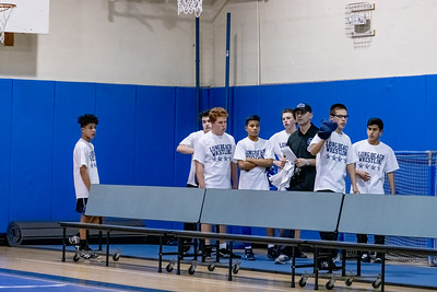 Long Beach Wrestling Meet Junior Varsity 1-9-19