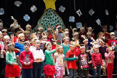 Kindergarten Holiday Recital Video