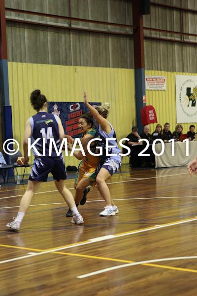 YW1 GF - Bankstown vs Comets 28-8-11