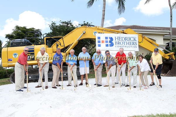 BallenIsles Country Club - Ground Breaking Ceremony - May 16th, 2017
