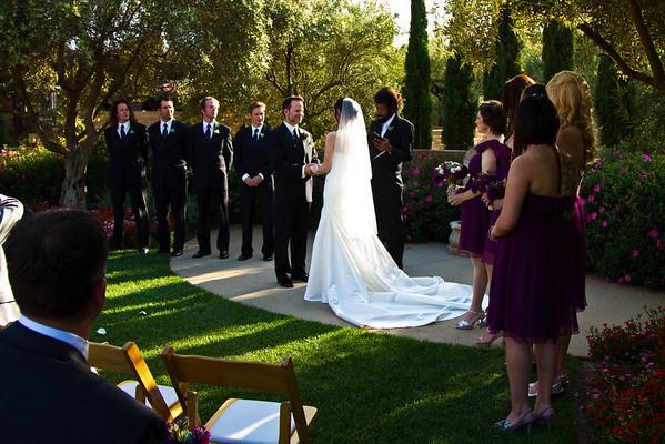 Omar and Lynda Wedding