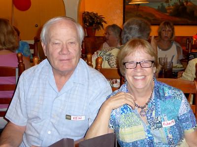 Boomer Dinner--9-12-14--El Torito, Sacramento